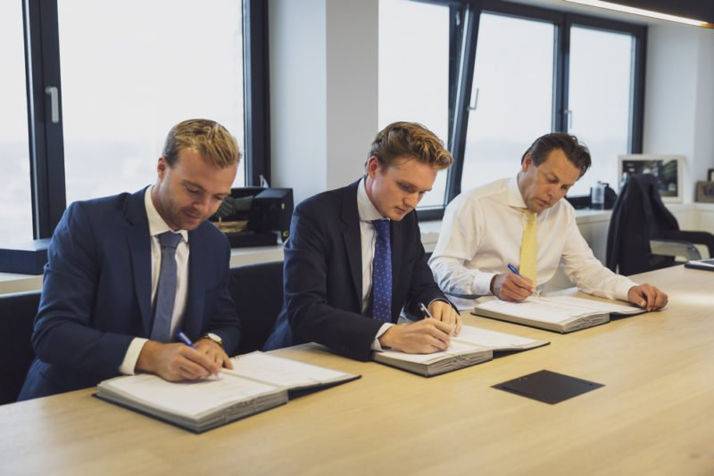 Damen and Skoon Energy sign agreement for advancement of sustainable shipping solutions