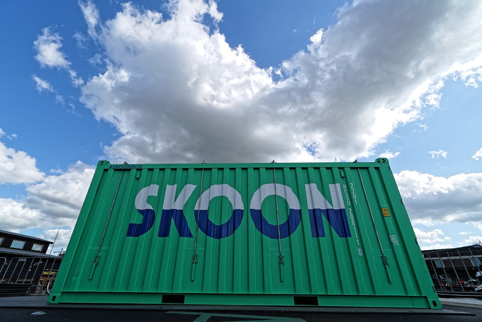 First Skoonbox revealed at World Port Days
